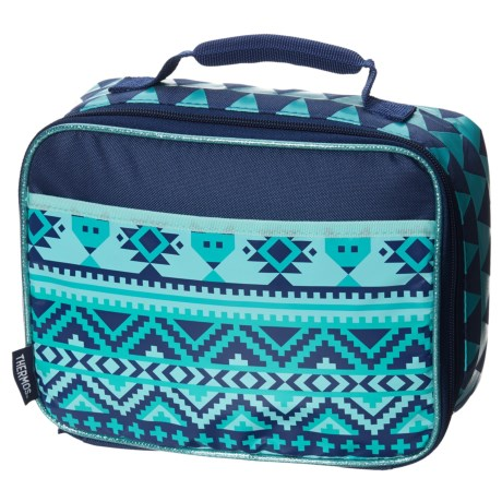 THERMOS® Aztec Brights Soft Lunch Bag