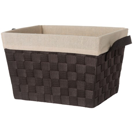 """Honey Can Do Woven Nesting Tote - 10x12x8"""""""