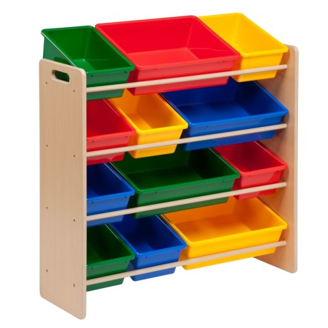 Honey Can Do Kids Storage Organizer - 12 Bins
