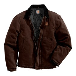 Carhartt Arctic Jacket - Sandstone (For Men)