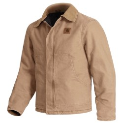 Carhartt Arctic Jacket - Sandstone (For Tall Men)