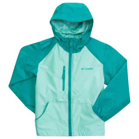 Columbia Sportswear Spring Sky Jacket (For Girls)