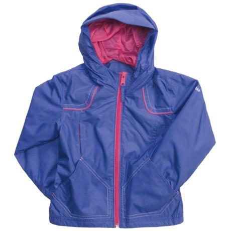 Columbia Sportswear Wind Racer Jacket (For Little Girls)