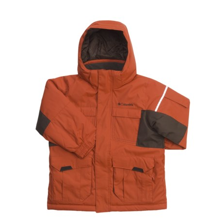 Columbia Sportswear Pop Shove-It Jacket - Insulated (For Boys)