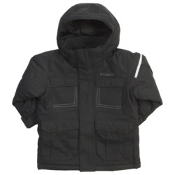 Columbia Sportswear Pop Shove-It Jacket - Insulated (For Toddler Boys)