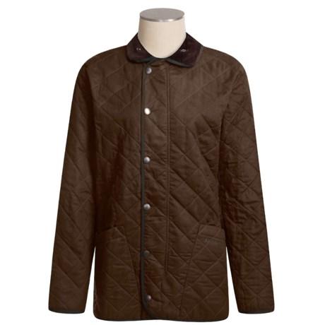 Barbour Duracotton Polarquilt Jacket (For Men)