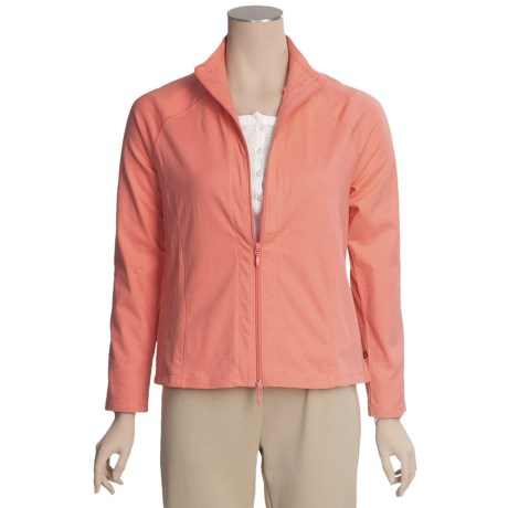 Woolrich New Camas Zip-Front Shirt - UPF 30+, Long Sleeve (For Women)