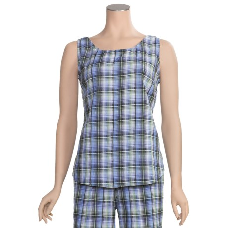 Woolrich Ansley Plaid Tank Top - UPF 30+ (For Women)