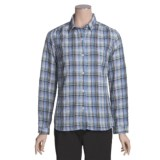 Woolrich Ansley Plaid Shirt - UPF 30+, Long Roll-Up Sleeve (For Women)