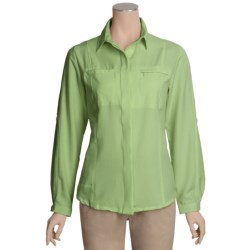 Woolrich Rylan Convertible Shirt - UPF 30+, Long Sleeve (For Women)