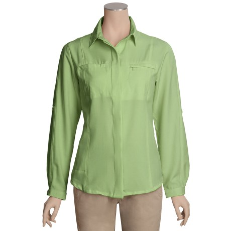 Woolrich Rylan Convertible Shirt - UPF 30+, Long Sleeve (For Women)