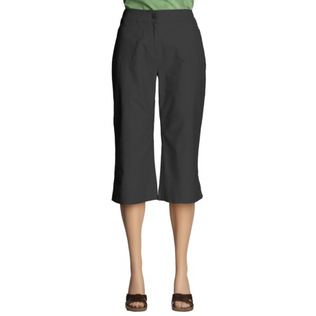 Woolrich Fairwinds Clam Diggers Capri Pants (For Women)