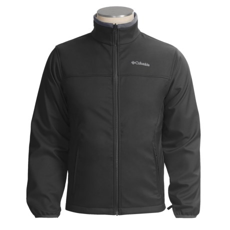 Columbia Sportswear Ascender Jacket - Soft Shell (For Big and Tall Men)