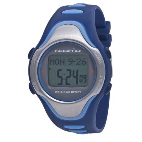 Tech40 Accelerator Pulse Heart Rate Monitor Watch (For Women)