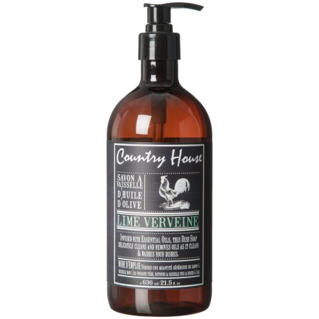 Country Home Lime Verveine Dish Soap - 21.5 oz.