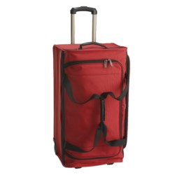 "Victorinox Swiss Army Victorinox NXT 5.0 Collapsible Wheeled Duffel Bag - 26"""