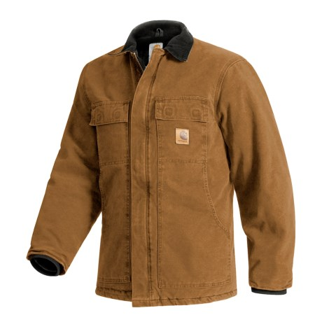 Carhartt Arctic Work Coat - Factory Seconds (For Men)