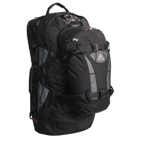 Vaude Denver Travel Backpack - 55+10, Internal Frame