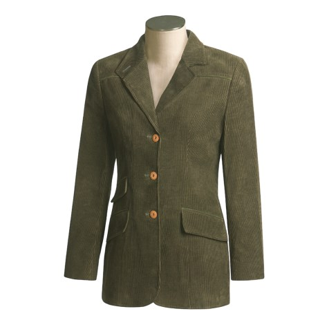 Barbour Winter Corduroy Jacket (For Women)