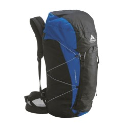 Vaude Rock Ultralight 35 Backpack - Internal Frame