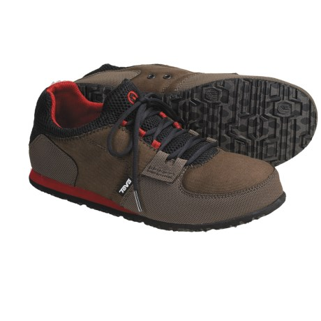 Teva Mush® Frio Canvas Shoes - Lace-Ups (For Men)