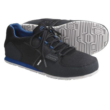 Teva Mush® Frio Canvas Shoes - Lace-Ups (For Men)