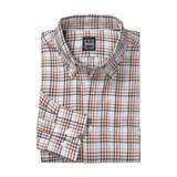 Ike Behar Houndstooth Sport Shirt - Multi-Check, Long Sleeve (For Men)