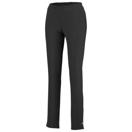 Columbia Sportswear Trail Twist Titanium Stretch Pants - Double Weave, Skinny Leg (For Women)