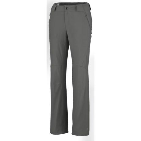 Columbia Sportswear Dolomite Titanium Pants- Straight Leg (For Women)