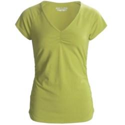 Royal Robbins Essential Stretch Jersey Shirt - UPF 50+, Lightweight, Short Sleeve (For Women)