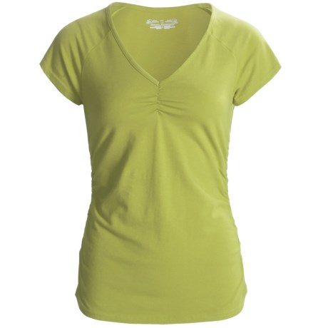 Royal Robbins Essential Stretch Jersey Shirt - UPF 50+, Lightweight, Short Sleeve (For Women)