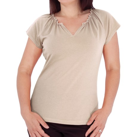 Royal Robbins Tadmor Shirt - Organic Cotton, Short Sleeve (For Women)