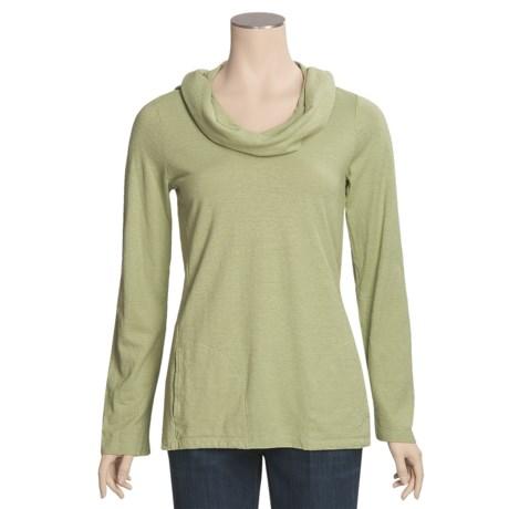 Royal Robbins Nuevo Summer Hoodie Shirt - Hemp-Organic Cotton, UPF 30+, Long Sleeve (For Women)