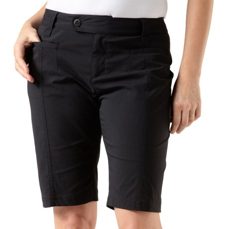 Royal Robbins Discovery Bermuda Shorts - UPF 50+, Stretch (For Women)