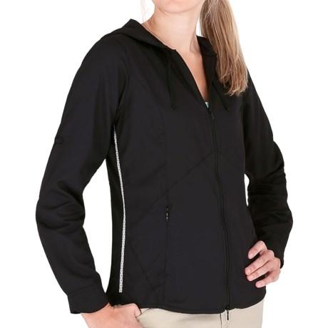Royal Robbins Windsong Hooded Shirt Jacket - UPF 50+ (For Women)