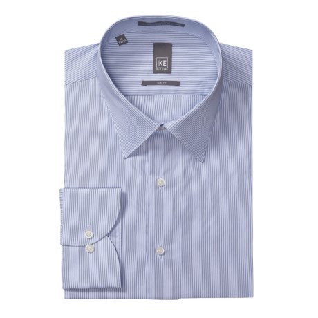 Ike New York Multi-Stripe Dress Shirt - Slim Fit, Long Sleeve (For Men)