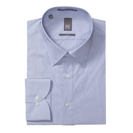 Ike New York Multi-Stripe Dress Shirt - Slim Fit, Long Sleeve (For Men)