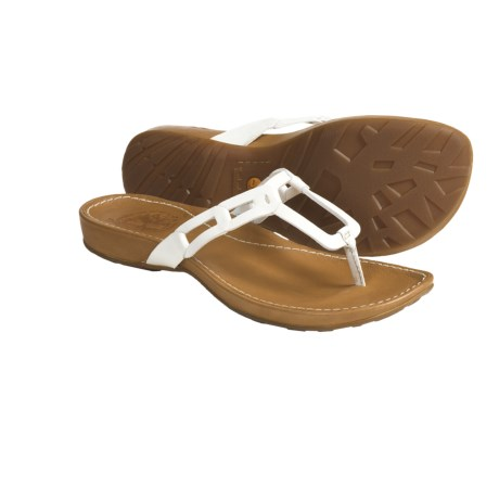 Timberland Sidra Bay Thong Sandals (For Women)