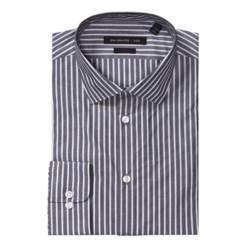 John Varvatos Star USA Stripe Dress Shirt - Slim Fit, Long Sleeve (For Men)