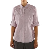 ExOfficio Bugsaway Halo Check Shirt - UPF 30+, Long Sleeve (For Women)