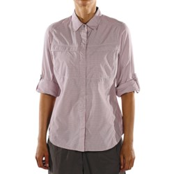 ExOfficio Bugsaway Halo Check Shirt - UPF 30+, Long Sleeve (For Women)
