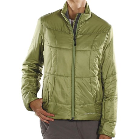 ExOfficio Storm Logic Ripstop Jacket - Insulated (For Women)