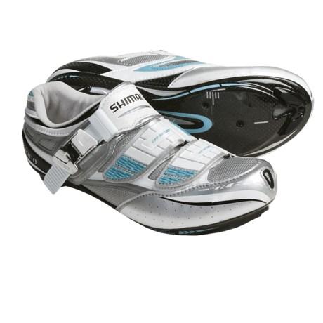Shimano SH-WR81 Road Cycling Shoes - 3-Hole (For Women)