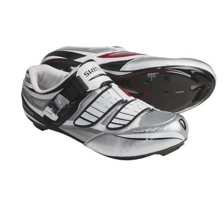 Shimano SH-R240 Road Cycling Shoes - 3-Hole (For Men)