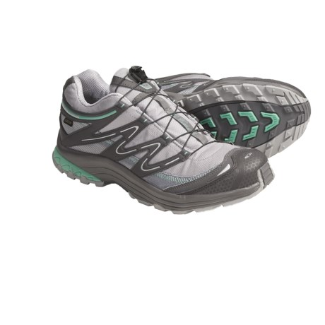 Salomon XA Comp 4 Gore-Tex® Trail Running Shoes - Waterproof (For Women)