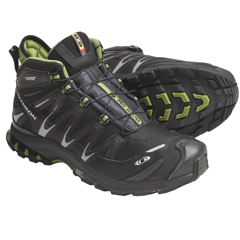 salomon hiking boots for men