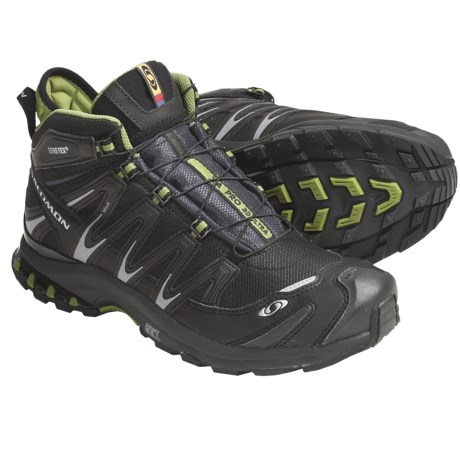 Salomon XA Pro 3D Mid Gore-Tex® Hiking Boots - Waterproof (For Men)