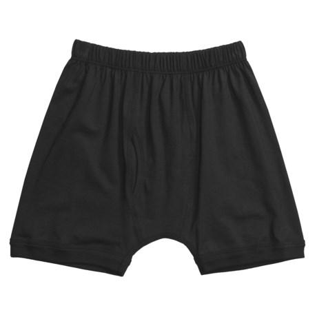 American Essentials Underwear Boxer Briefs - Peruvian Pima Cotton (For Men)