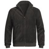 American Essentials Velour Zip Jacket (For Men)