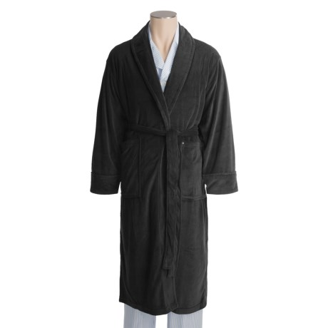 American Essentials Velour Robe (For Men)